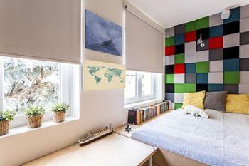 Camera da letto, che tende scegliere?