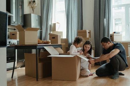Come personalizzare i propri interni dopo un trasloco ?