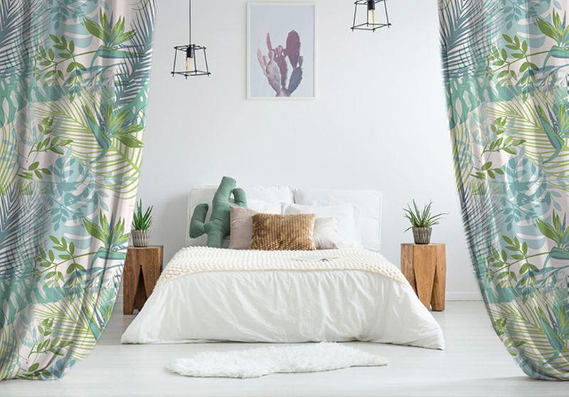 Come scegliere le tende per la camera da letto ?