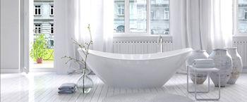Cosa scegliere per decorare le finestre del tuo bagno?