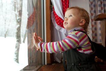 isola la tua casa in inverno
