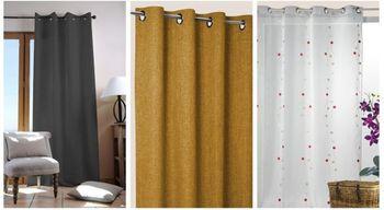 Le nuove gamme di tendaggi e tende velate
