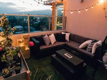 Suggerimenti per arredare il tuo balcone !