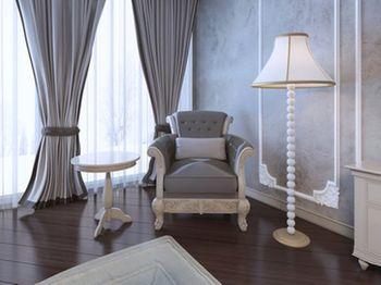 Tende color tortora, per una decorazione chic e classica!