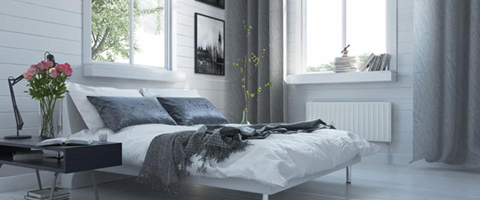 Quali tende e tendaggi scegliere per la camera da letto?