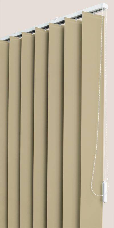 Tende a bande verticali anti calore SOLTIS®