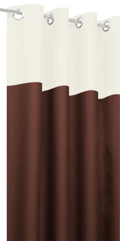 Tende filtranti bicolori - Testa bianca
