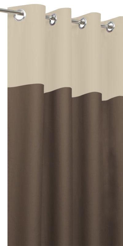Tende filtranti bicolori - Testa mastice